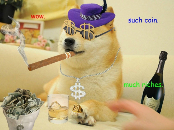 Join Doge Meme Faucets To Earn Free Dogecoin