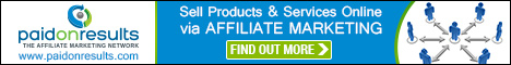 Paid On Results Affiliate Marketing Network